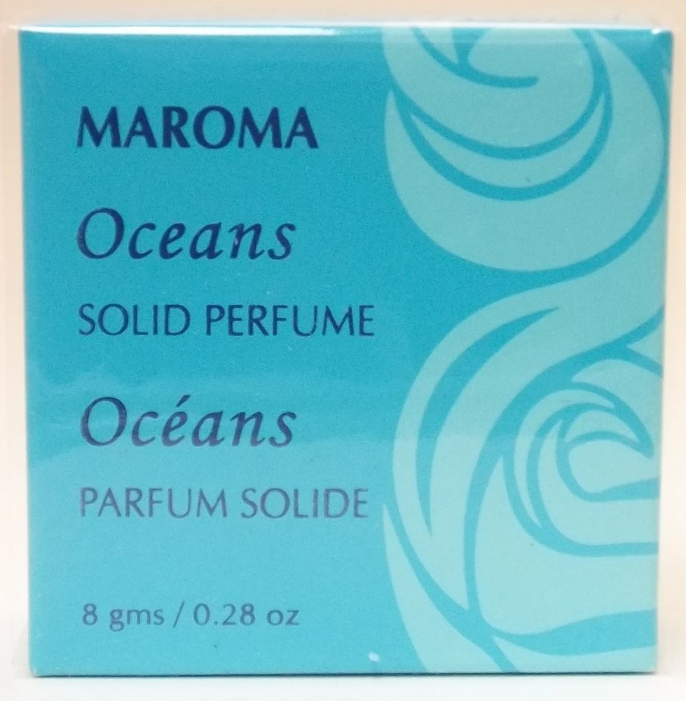 Solid Perfume - Oceans Maroma 0.28 oz Solid