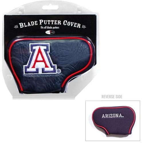 Team Golf NCAA Arizona Golf Blade Putter Cover