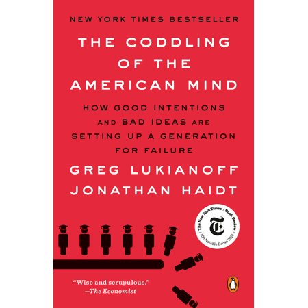 The Coddling of the American Mind : How Good Intentions and Bad Ideas Are Setting Up a Generation for