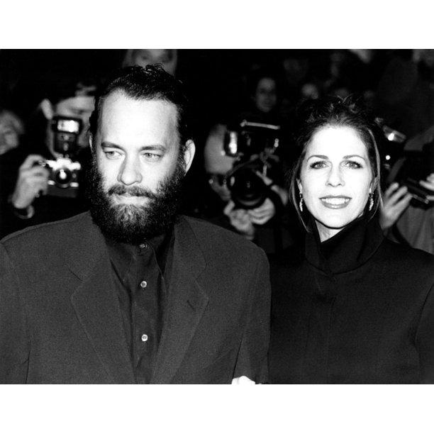 Eight Mile Alabama: Tom Hanks Rita Wilson At The New York Premeire Of Green