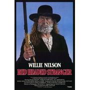 Red Headed Stranger (1986) 11x17 Movie Poster