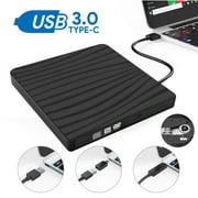 Best DVD Burners - External DVD Drive, Vinsic USB 3.0 Type-C Portable Review