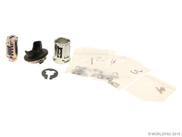 Motorcraft SW6317 Ignition Switch and Lock Cylinder