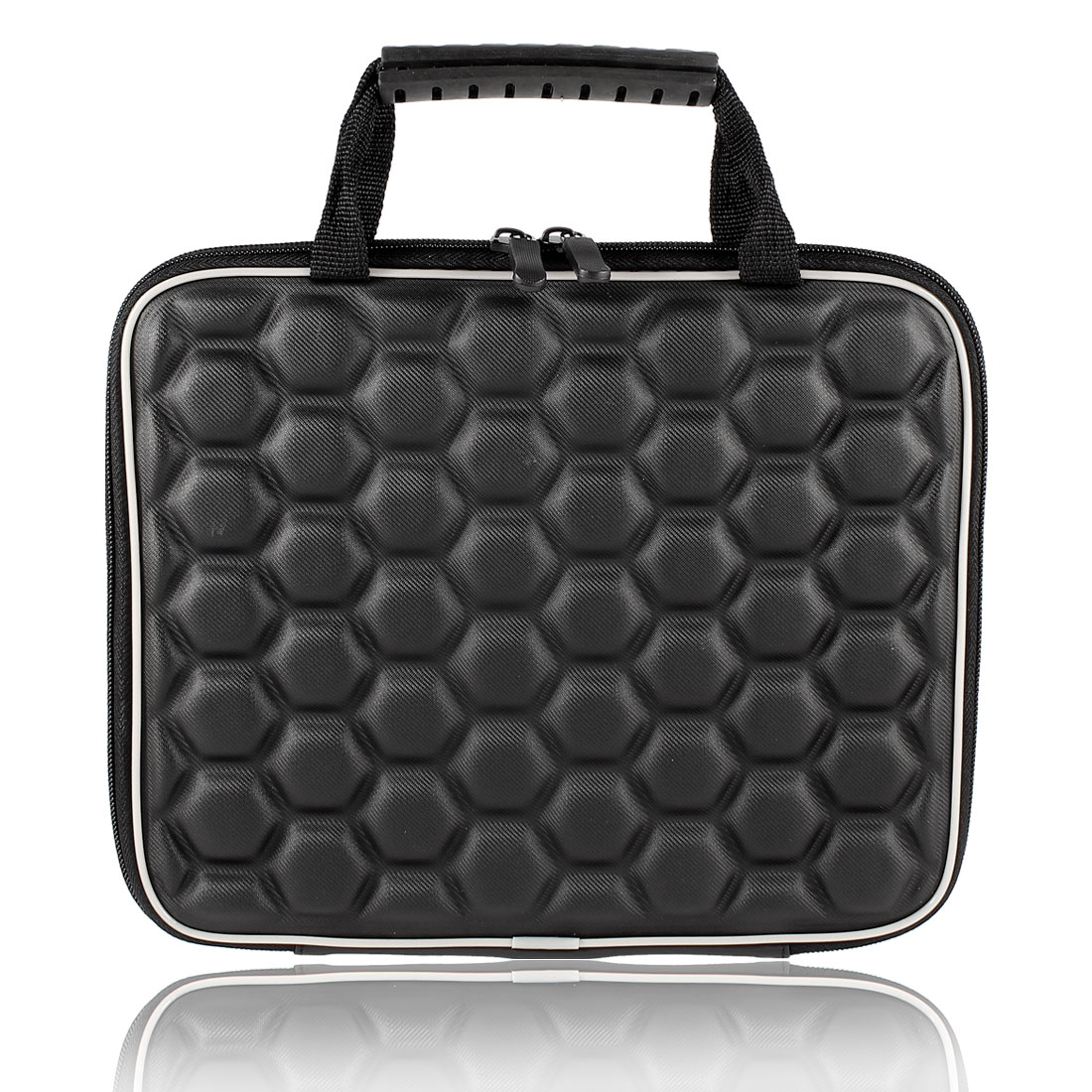 "10"",10.1"",10.2"" Shockproof Notebook Laptop Sleeve Carrying Bag Black"