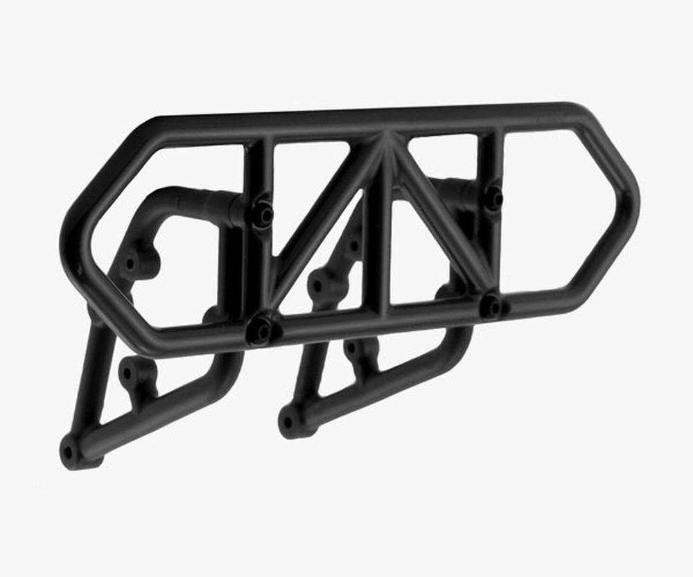 RPM RPM81002 Rear Bumper for Traxxas Slash 2WD Black by RPM PRODUCTS
