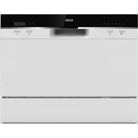 RCA Countertop Dishwasher RDW3208, White