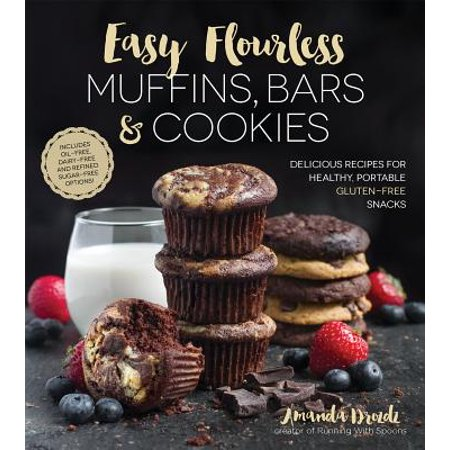 Easy Flourless Muffins, Bars & Cookies : Delicious Recipes for Healthy, Portable Gluten-Free Snacks](Easy Halloween Snack)