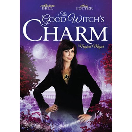 The Good Witch's Charm (DVD) - Glenda The Good Witch