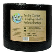 Earth Hugger 12 inches x 100 feet Recycled Bubble Cushion Wrap for Mailing, Packaging, Decoration, Arts, Craft