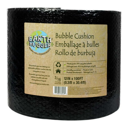Earth Hugger 12 Inches x 100 Feet Packaging Bubble Cushion Wrap