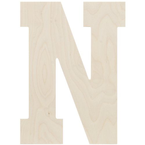 13.5 MPI Baltic Birch Collegiate Font Letters and Numbers