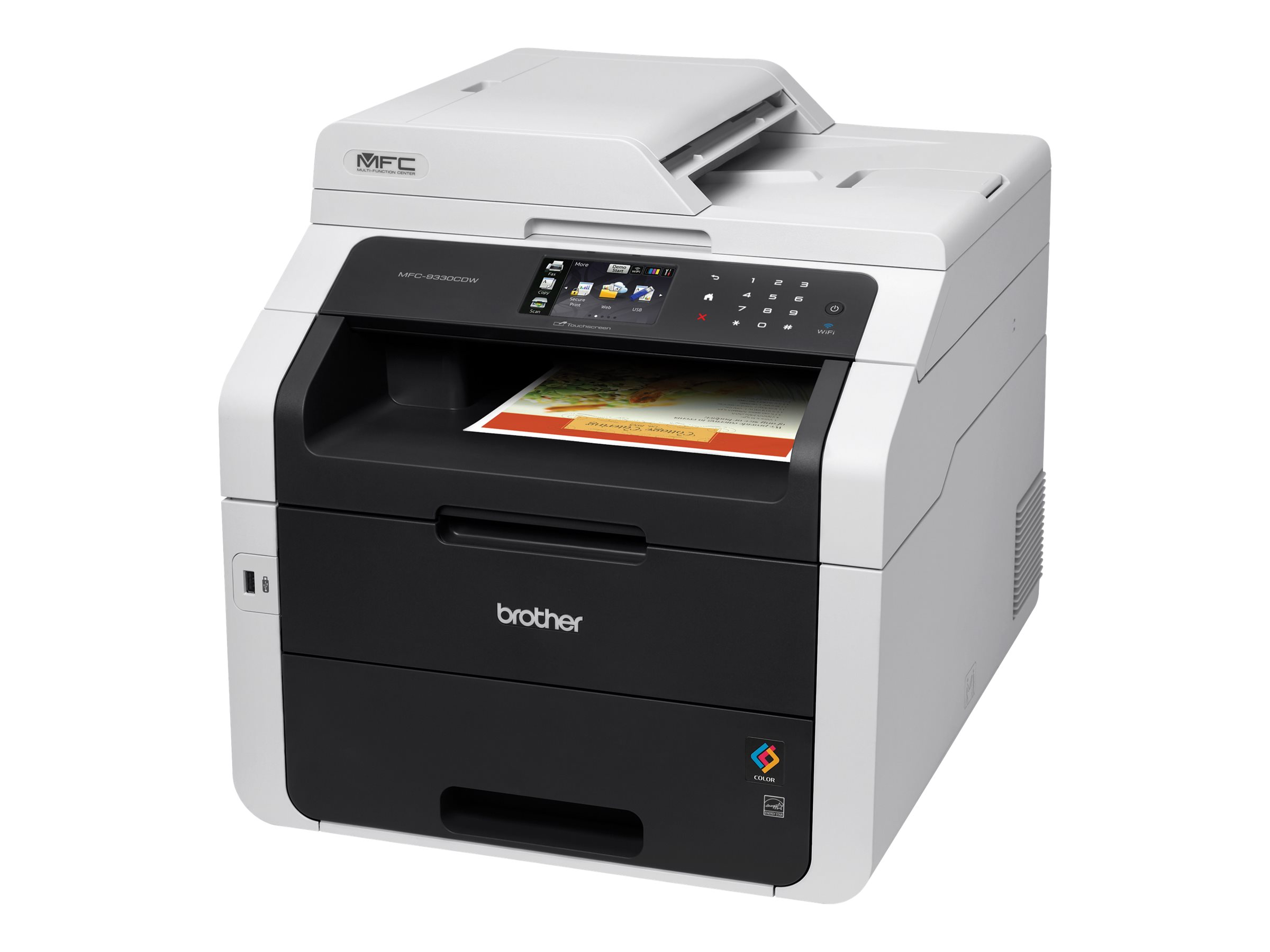 Brother MFC-9330CDW multifunction printer (color) by Brother
