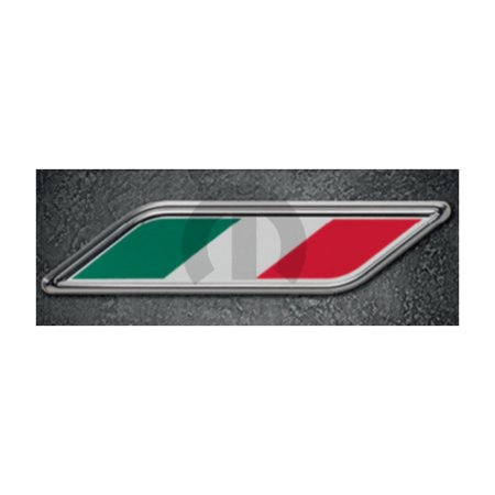Mopar 82213380 Italian Logo Fender Badge Dodge Dart Chrysler (Mopar Fender Covers)