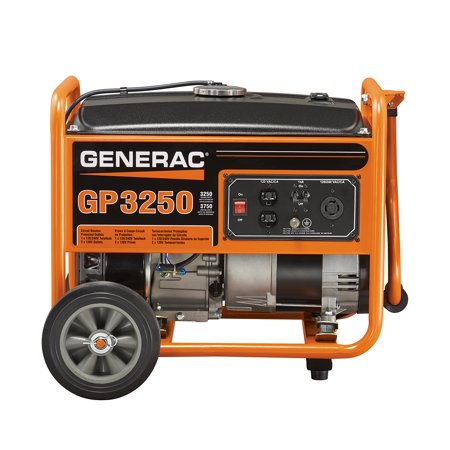 5789- 3250 Watt Portable Generator, CARB