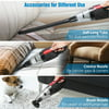 Audew Cordless Hand Vacuum Cleaner for Home and Car Cleaning