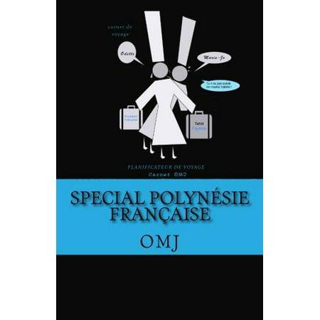 Special Polynesie Francaise  Carnet De Voyage
