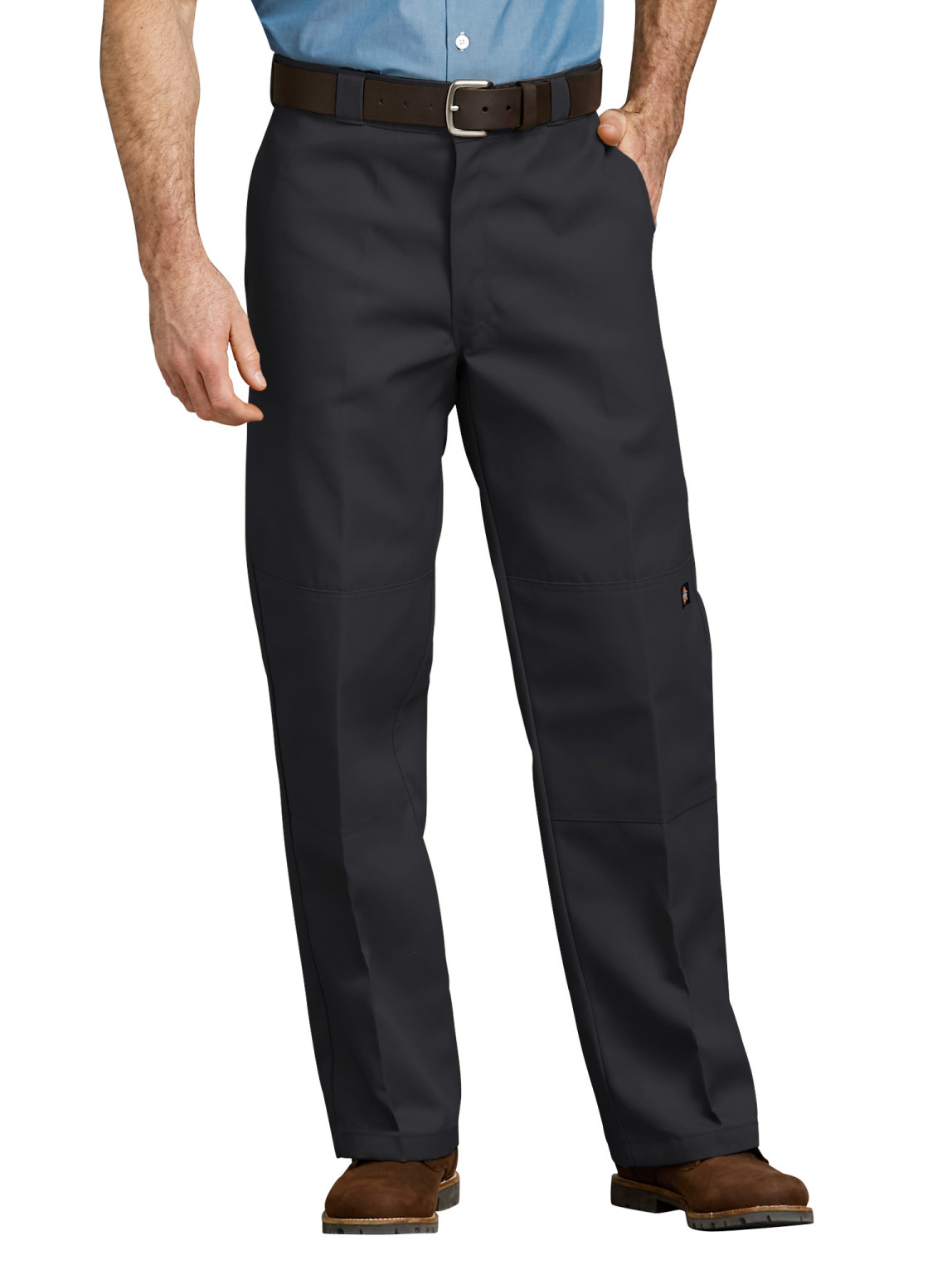 Big Men's Loose Fit Double Knee Work Pant