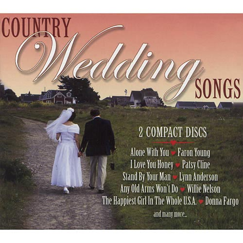 Country Wedding Songs (2CD)