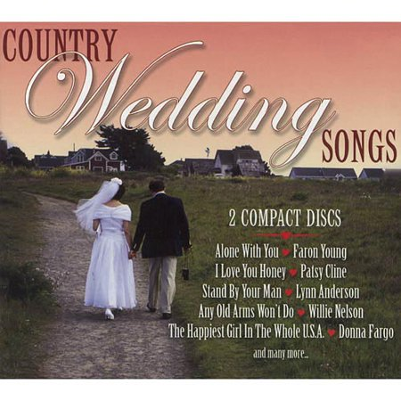 Country Wedding Colors (Country Wedding Songs (2CD))
