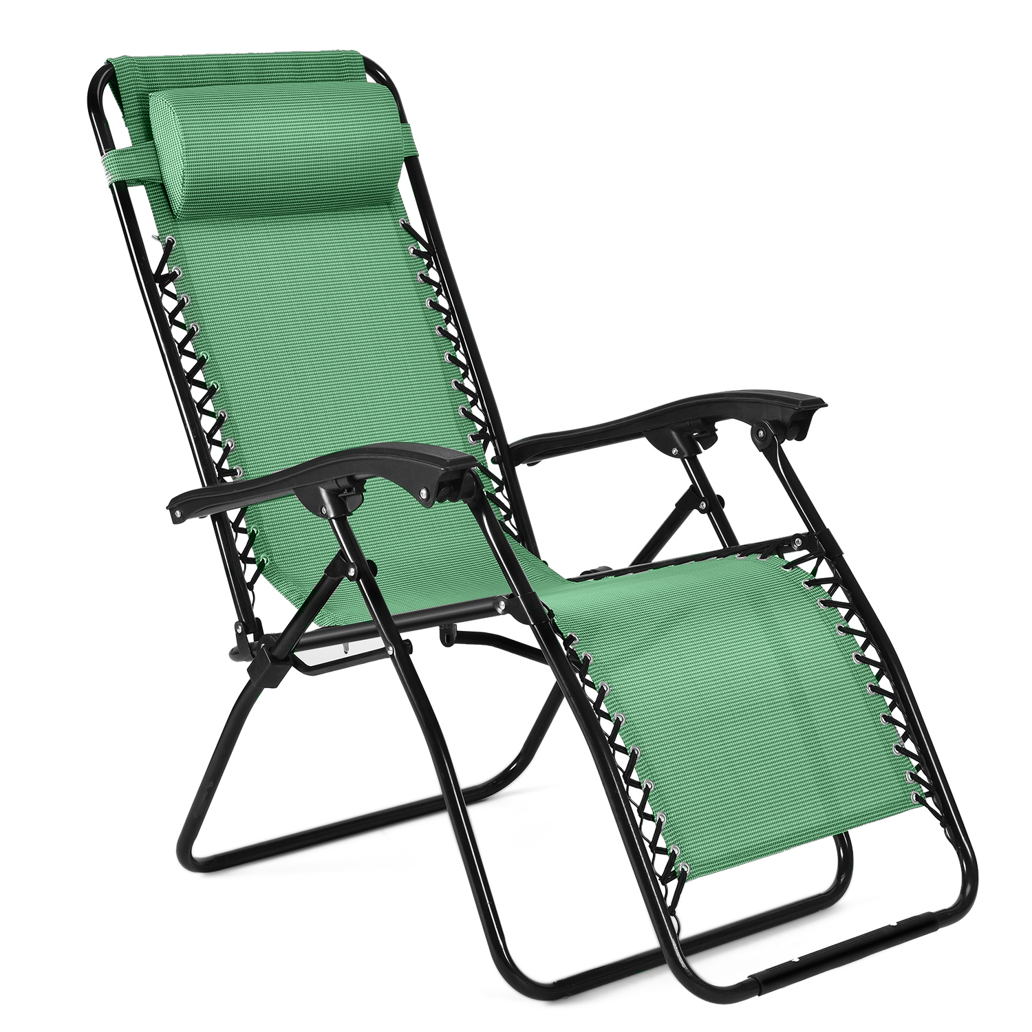 Zero Gravity Chair   Anti Gravity Outdoor Lounge Patio Folding Reclining  Chair And Textilene Seat With