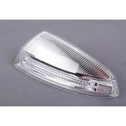 Mercedes W204 C250 C300 C350 C63 Left / Driver Door Mirror Turn Signal Light OEM