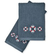 CHF Industries Peri Home Buoy Ring Fingertip Towels (Set of 2)