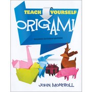 Dover Publications Teach yourself Origami, Second Revised Edition