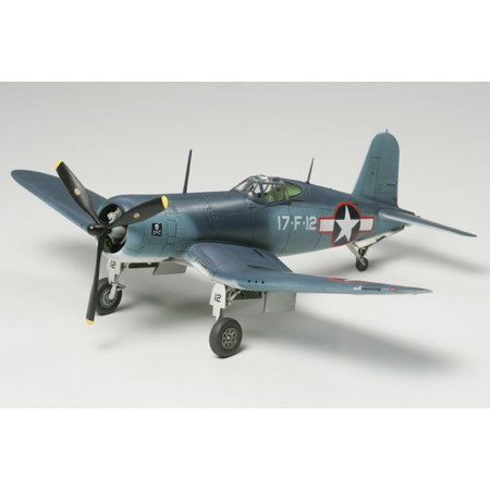 Tamiya America, Inc 1/72 Vought F4U-1 Corsair, TAM60774