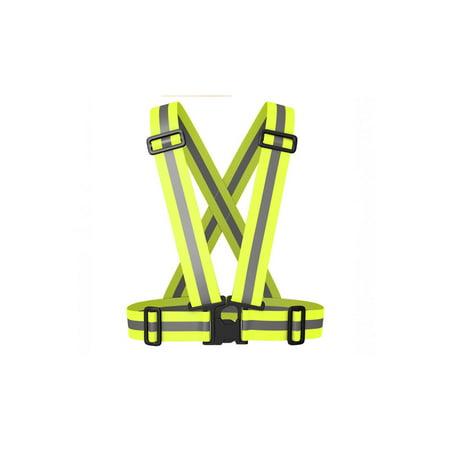 Best Reflective Safety Vest - Stay Safe Jogging, Cycling, (Best Personal Safes Reviews)
