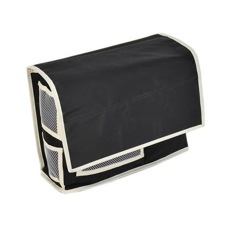 - Bedside Sofa Hanging Bag Holder Caddy Pockets Organizer Storage Beige