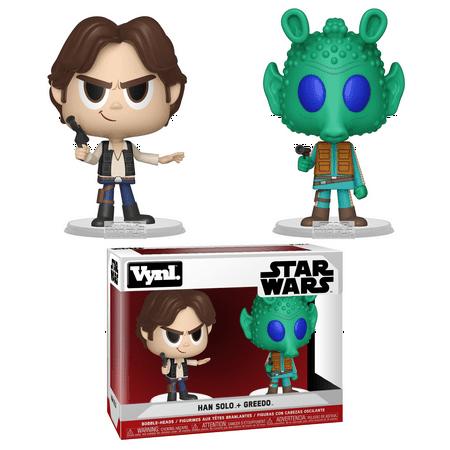 Funko VYNL: Star Wars - Han Solo & Greedo (ANH) - Han Solo Children