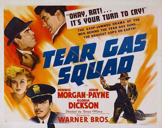 Tear Gas Squad (1940)-20 Inch By 30 Inch Laminated Poster With Bright  Colors And Vivid Imagery-Fits Perfectly In Many Attractive Frames -  Walmart.com - Walmart.com
