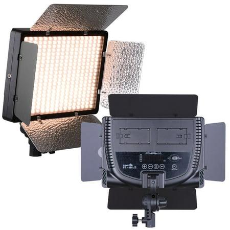 Pro 680pcs Photography LED 20W Light 3200-5600K Photo Video Studio Portrait Lighting Dimmer