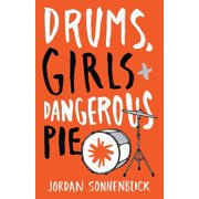 Drums, Girls, and Dangerous Pie (Paperback)(Large Print)