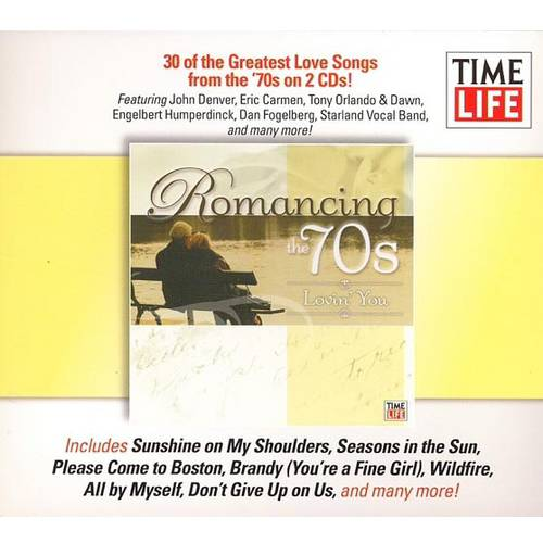 Romancing The 70's (2CD)