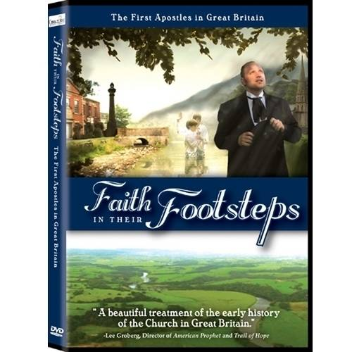 Faith In Their Footsteps: : The First Apostles In Great Britain (Widescreen)