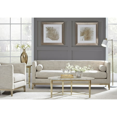 Contemporary Button Tufted Milan Sofa