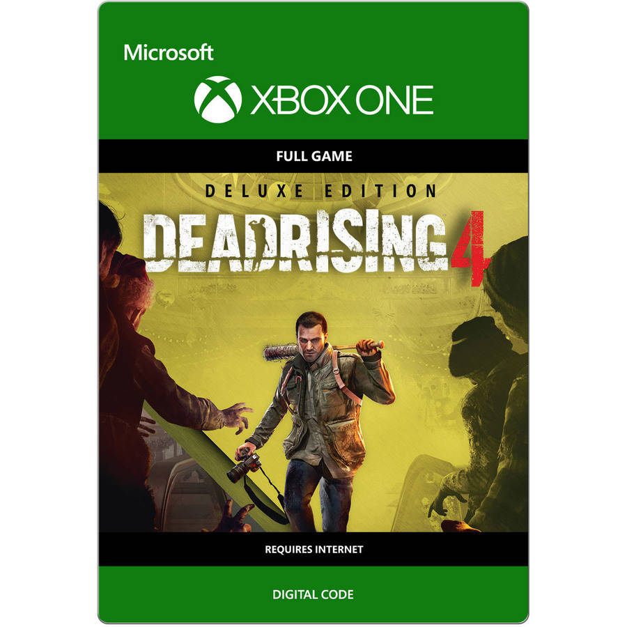 Xbox Dead Rising 4 Deluxe Edition  (email delivery)