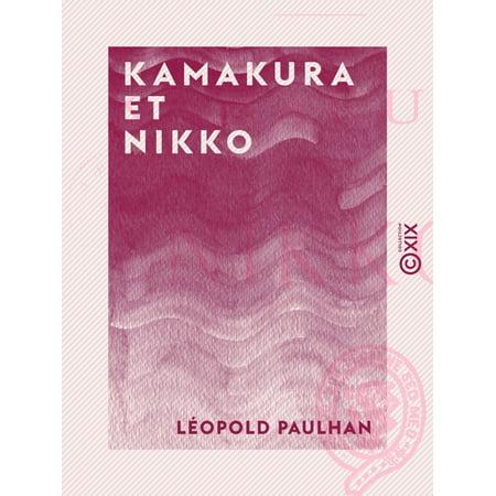 Kamakura et Nikko - Au Japon - eBook