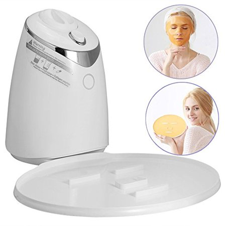 YOSOO Facial Mask Machine, Voice Broadcasting Full Automation DIY Natural and Organic Facial Care Mask Maker for DIY Fruit Vegetable Masks (Mask With Voice Changer)