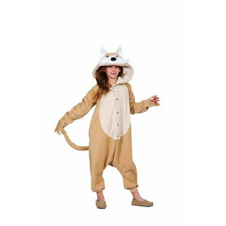 Vixie The Fox Child Funsie Costume