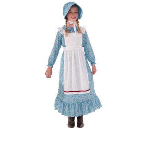 Pioneer Girl Costume Prairie Girl 76235 - Medium (8-10)