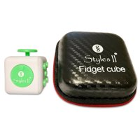 Styles II Fidget Cube, Fidget Dice Toy, Perfect For ADHD, ADD, Stress-Buster, Relieves From Anxiety, For Children and Adults, Enhances Focus