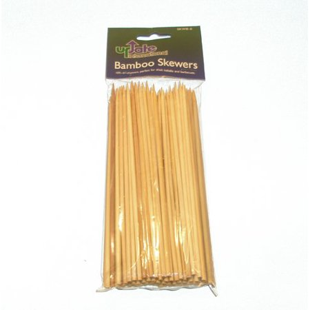 6 Inch Bamboo - Bamboo Skewers, 6 Inch