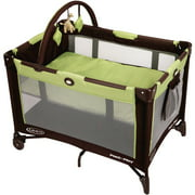 Graco Pack 'N Play On the Go Travel Play Yard, Go Green