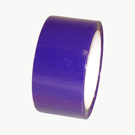 JVCC OPP-20C Economy Grade Colored Packaging Tape: 2 in. x 55 yds. (Purple)
