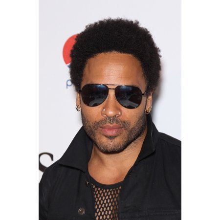 Lenny Kravitz At Arrivals For Sls Las Vegas Grand Opening Canvas Art     16 X 20