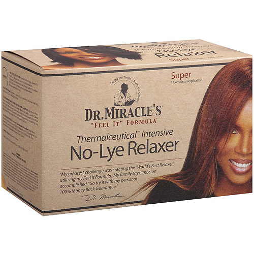 Dr. Miracle's Thermalceutical Intensive Super Strength No-Lye Relaxer