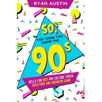 So, you think you know the 90's? - eBook
