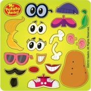 Mr Potato Head Make Your Own Spud Stickers - Party Favors - 50 per Pack